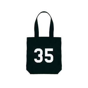 Label35Black Eco Bag 에코백