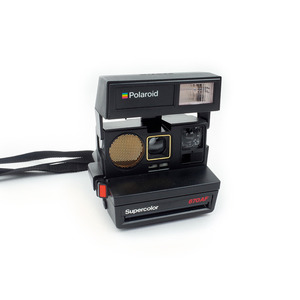 [중고]폴라로이드 Polaroid Super Color 670AF [TP0350]
