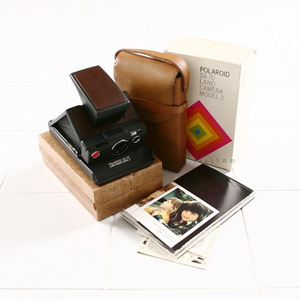 NO.BA182 SX-70 Model2 + Box set