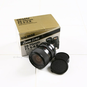NO.B107-2 Kalimar 28-70mm + Box set