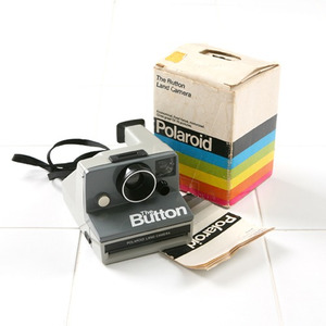 중고원스텝 더 버튼Polaroid The ButtonBox Set [BA43]