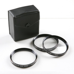 중고ROKUNAR Close-Up Filter set(55mm) [BA349-3]